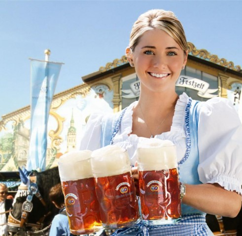Oktoberfest, tradition in Calpe