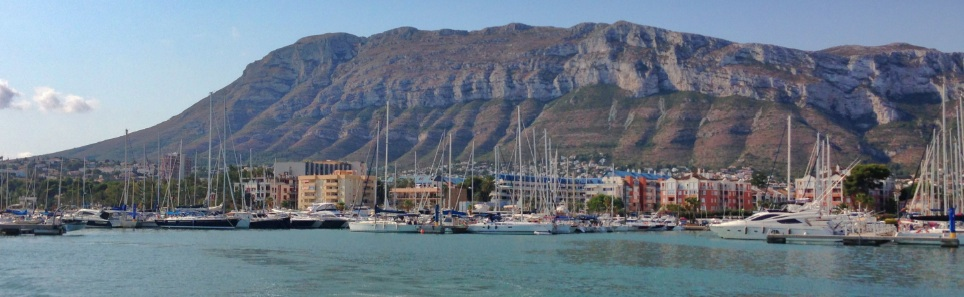 The Club Nautico of Denia
